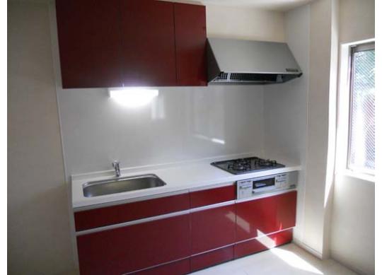 キッチン - クリエイターが集まるコンセプト型シェアハウス!} - ルームシェアルームメイト