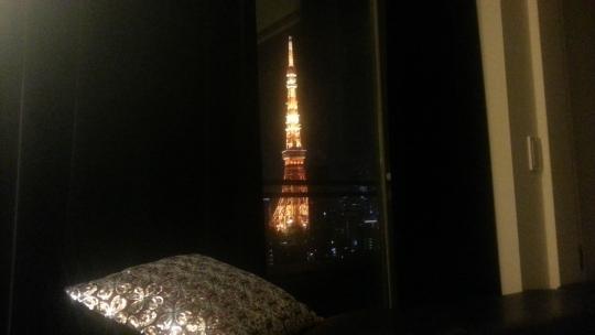 個室 - 港区麻布の高層タワーの個室で東京タワーが見え六本木ヒルズも近い立地 麻布十番の住所登録できます 渋谷や恵比寿や銀座からもタクシーにて千円くらいです トレーニングジムがついてるもちろん無料で利用できます。一人一人部屋が持てます!その他にもラウンジやカフェやライブラリー利用できます} - ルームシェアルームメイト