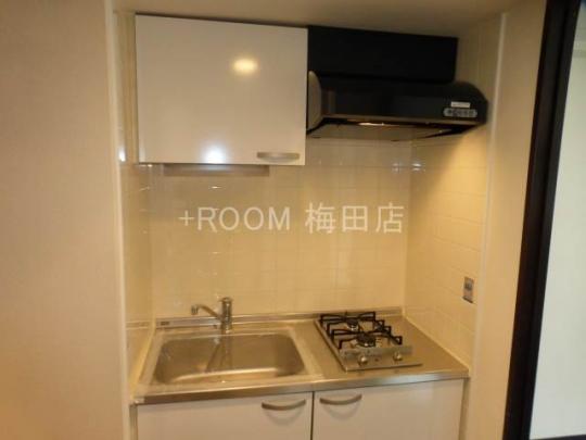 キッチン - とっても綺麗で広々としたお部屋です!!! 1Kの26.20㎡です!!} - ルームシェアルームメイト