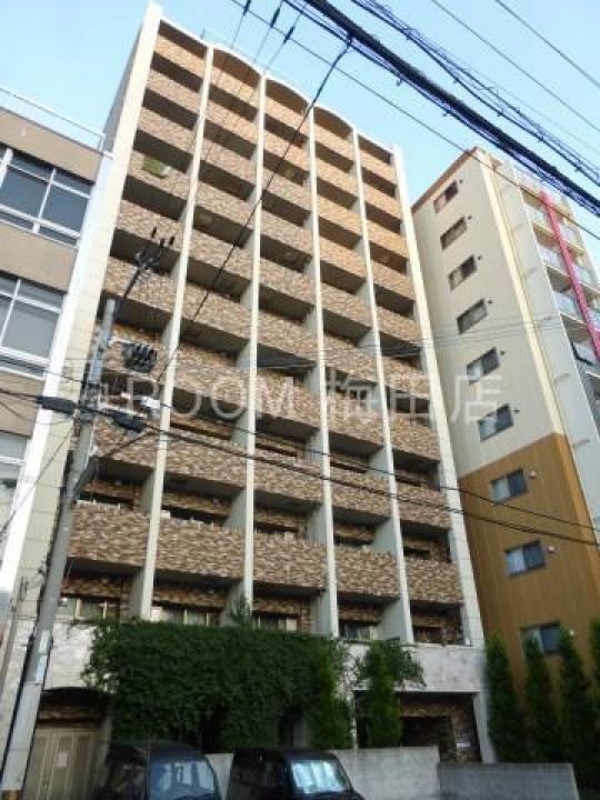 建物 - めっちゃ×2イケイケ!!!!! 1Kの29.14㎡です!!} - ルームシェアルームメイト