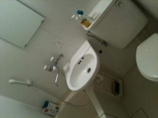 風呂 - 2名で入居も可【中野駅2分】1DKマンションお貸します。} - ルームシェアルームメイト