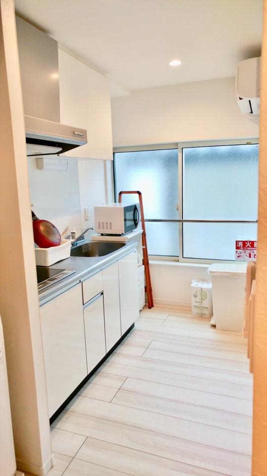 キッチン - ⭐️【築浅シェアハウス】⭐️ステップクラウド大森} - ルームシェアルームメイト