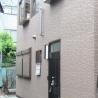都心近くの10.5畳の鍵付き個室のルームシェア、ロフト付き 建物 の画像