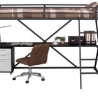 高級デザイナーズマンション 机 の画像