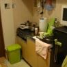 【南北線直通南鳩ケ谷駅徒歩5分】新築2階南向き!10畳1k! キッチン の画像