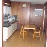 江古田駅徒歩5分、新江古田駅徒歩2分ーテラスハウスの3階1dkのお部屋お貸しします。 キッチン の画像