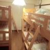 巣鴨 ・ 池袋 ・ 赤羽 などへのアクセス便利 ★ 板橋区役所前 ドミトリー ★ ベッド の画像