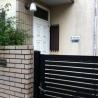 三鷹市、ICUより数分、閑静な住宅地の3LDK 玄関 の画像