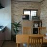 ペットと暮らせる 全室角部屋 大人の為のシェアハウス ネット無料 キッチン の画像