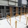 神戸市兵庫区バイク駐車場&便利な物置♪ 駐車スペース の画像
