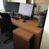 <<神田駅前オフィススペース>> 机 の画像
