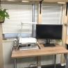 【大塚駅徒歩4分】固定デスク2席募集/クリエーターやこれから起業の方におすすめ! 机 の画像