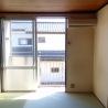 宇都宮市 2DK 6畳x2 アパート2階 駅徒歩5分 リビング の画像